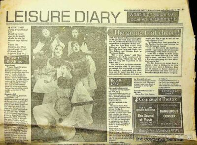 1984.09.01 Brighton and Hove Gazette & Herald