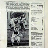 1986-12 Brighton Festival Magazine