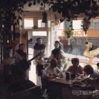 1986 Albatross Cafe Brighton