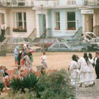 1986 Regency Square Brighton Royal Wedding 07
