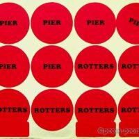 1986 stickers