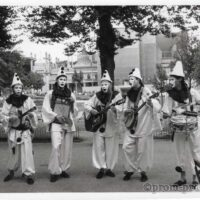 1987-Pierrotters-promo-photo-in-a-park-2