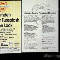 199-08-04 Streets of London International Street Festival, Camden Lock a