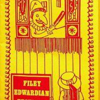 1990 Filey Edwardian Festival flier front
