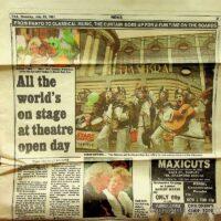 1991-07-22 Telegraph & Argus - Bradford Theatres Open day