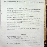1991-07-24 Bradford Festival contract 1