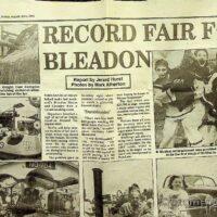1991-08-23 Western Mercury, Bleadon Steam & Country Fair