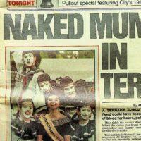 1991-09-23 Bradford Telegraph & Argus, front page