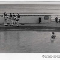 1991 Kids paddling pool by The West Pier, Brighton (date TBC)