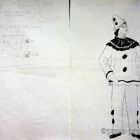 1991 TBC Designs for costumes - Marise Rose