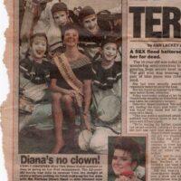 1991 front page Telegraph & Argus Bradford Monday September 23rd 1991