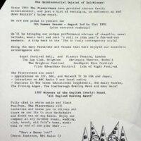 1991 press release 1a