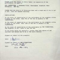1992-04-27 Bradford Festival contract 1b
