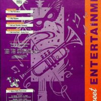 1992-08 Weston Supermare, Street Entertainment 1