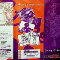 1992-08 Weston Supermare, Street Entertainment 1a