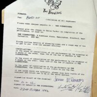 1992-10-22 Arreton manor, Isle of Wight contract 1a