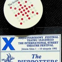 1992 International Street Festival, Krakow, Poland