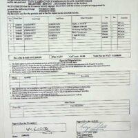 1993-04-28 Bradford Festival contract