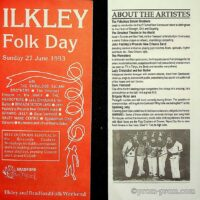 1993-06-27 Ilkley Folk Day