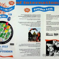 1993-08-04 Streets of London, Camden Lock