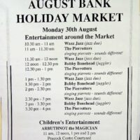 1993-08-30 Chesterfield August Bank Holiday Market