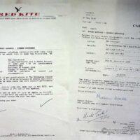 1994-08-09 Cardiff Bay Festival contract