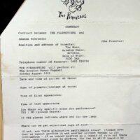 1994 Arreton Manor, Isle of Wight contract 1