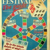 1995-07 Bradford T&A Festival Guide 1