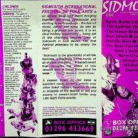 1995-08 Sidmouth International Folk Festival 1