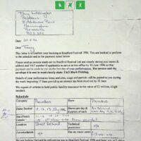 1996-05-22 Bradford Festival contract 1