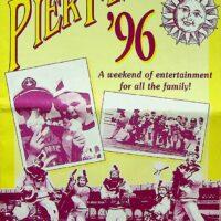 1996-06-29 Southport Pier Festival leaflet 1