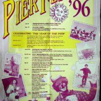 1996-06-29 Southport Pier Festival leaflet 1a