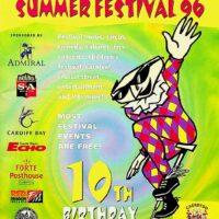 1996-08-01 Cardiff Summer Festival 1