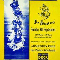 1996-09-08 Barrow Dock Museum poster