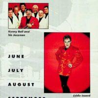1996 De La Warre Pavilion, Bexhill Summer brochure 1