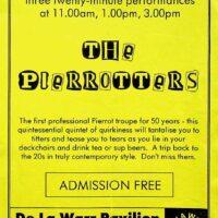 1996 De La Warre Pavilion, Bexhill Summer flier