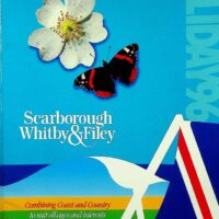 1996 Scarborough, Whitby & Filey tourism brochure 1