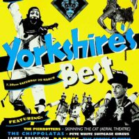 1997.03.27 Poster for 'Yorkshire's Best' at Wakefield Theatre Royal & Opera House