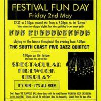 1997.05.02 Bexhill Edwardian Festival flier 1