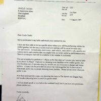 1997-05-05 Contract letter, Crawley Borough Council 1
