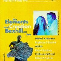 1997.05 Brochure De La Warre Pavilion, Bexhill 1