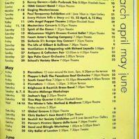 1997.05 Brochure De La Warre Pavilion, Bexhill 1a