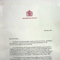 1997-06-25 Refusal of Royal Warrant by Buckingham Palace