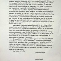 1997-07-15 Letter to Gil Wright to direct 'Happy Hour' 1b