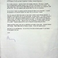 1997-08-27 Letter from Harry Puckering, Hacko 1a