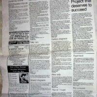 1997-10-03 Bexhill Observer fan letter