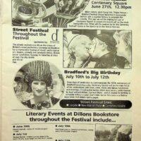 1997 Bradford Festival Guide - T&A 1a