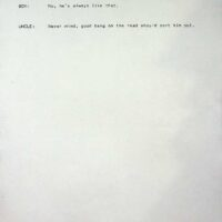 1997 Happy Hour script 1v