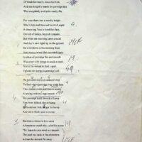 1997 Sir Squacko's Quest script 1