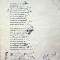 1997 Sir Squacko's Quest script 1a